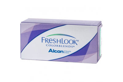 Линзы Freshlook ColorBlends (2 шт)