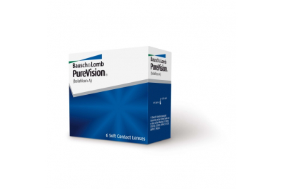 Bausch & Lomb PureVision (6 линз)