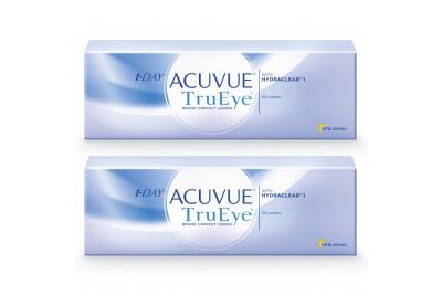 1-Day Acuvue TruEye (30 линз), 2 упаковки
