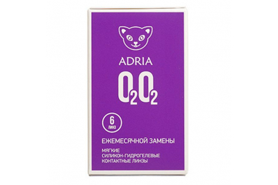 Adria O2O2 (6 шт)