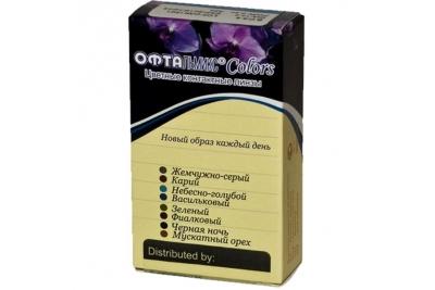 Офтальмикс Colors (2 линзы)