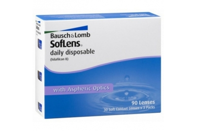 Soflens Daily Disposable (90 шт)