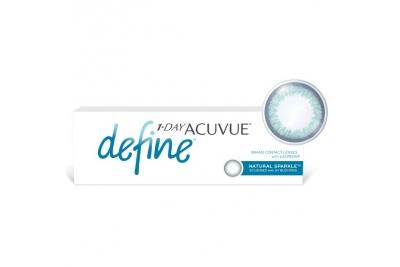 1-Day Acuvue Define Естественный блеск (30 шт)