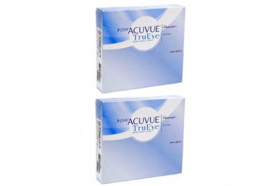 1-Day Acuvue TruEye (90 шт), 2 упаковки