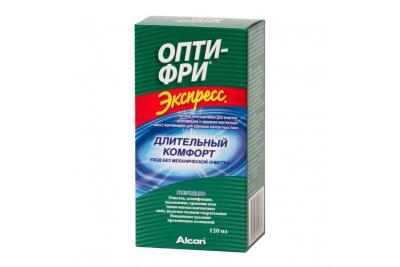 Раствор Opti-Free (Опти-Фри) Express