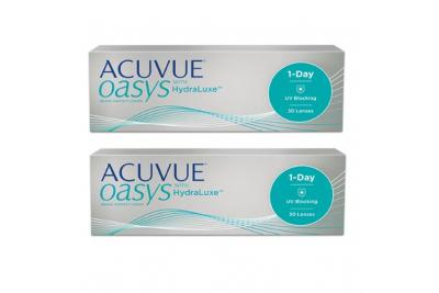 Acuvue Oasys 1-Day (30 линз), 2 упаковки