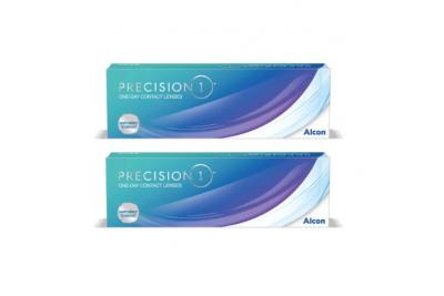 PRECISION1 (30 линз), 2 упаковки