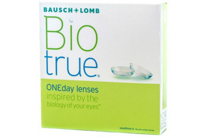 Bausch & Lomb Biotrue ONEday (90 линз)