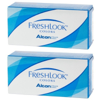Линзы Freshlook Colors (2 шт), 2 упаковки