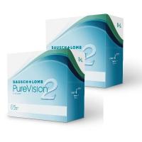 Pure Vision 2 HD (6 шт), 2 упаковки