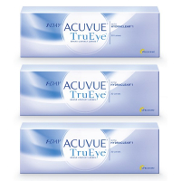 1-Day Acuvue TruEye (30 шт), 3 упаковки