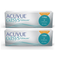 Acuvue Oasys 1-Day for Astigmatism (30 линз), 2 уп.