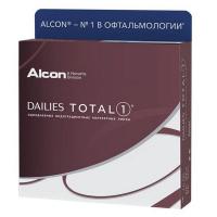 Dailies Total 1 (90 шт) + упаковка (30 шт) в подарок