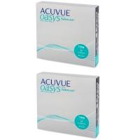 Acuvue Oasys 1-Day (90 линз), 2 упаковки