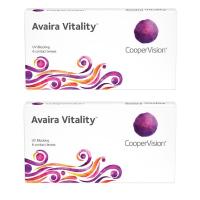 Avaira Vitality (6 линз), 2 упаковки