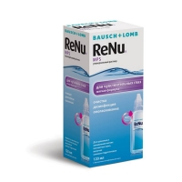 Раствор ReNu Multi-Purpose Solution