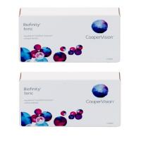 Biofinity Toric (3 линзы), 2 упаковки