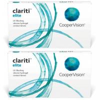 CooperVision Clariti Elite (6 линз), 2 упаковки