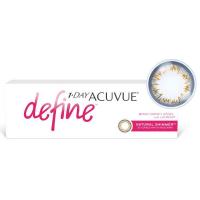 1-Day Acuvue Define Естественное сияние (30 шт)