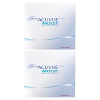 1-Day Acuvue Moist (90 линз), 2 упаковки