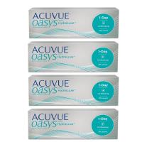 Acuvue Oasys 1-Day (30 шт), 4 упаковки