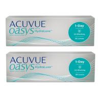 Acuvue Oasys 1-Day (30 шт), 2 упаковки
