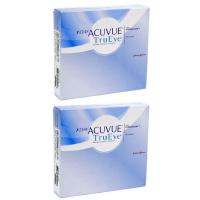 1-Day Acuvue TruEye (90 линз), 2 упаковки