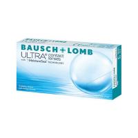 Bausch+Lomb ULTRA (3 линзы)